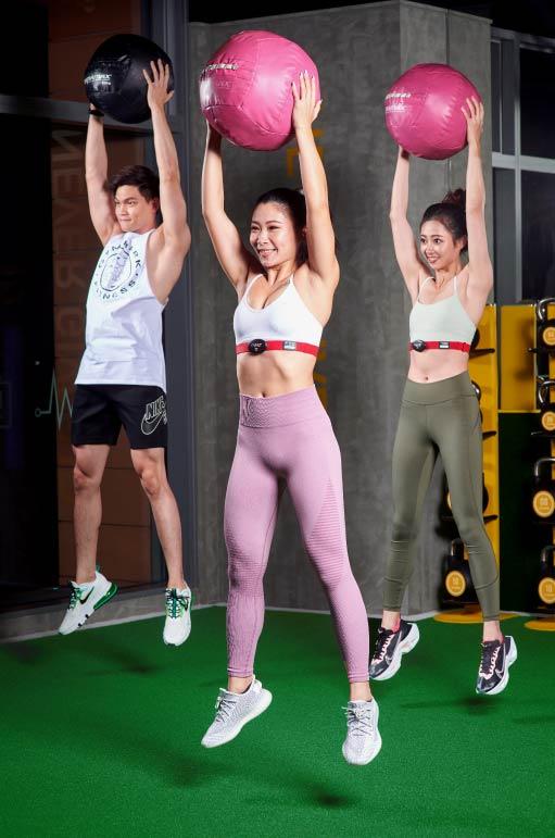 健身徒手訓練