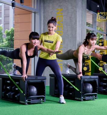 健身啞鈴訓練