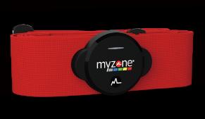 MYZONE心率帶全程紀錄您的心跳來定義運動中所付出的努力
